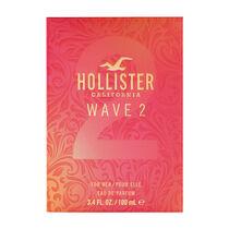 Hollister Wave 2 Her Eau de Parfum Spray 100ml, , large