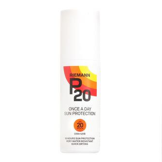 Riemann P20 Once A Day Sun Protection Lotion SPF20 100ml, , large