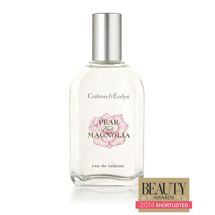 Crabtree & Evelyn Pear & Pink Magnolia Eau De Toilette 100ml, , large