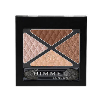 Rimmel Glam Eyes Quad Eyeshadow 4.2g, , large