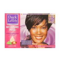 Dark And Lovely Moisture Plus Relaxer Super Kit, , large