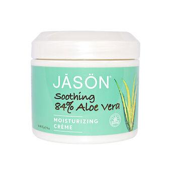 Jason Soothing Aloe Vera 84% Body & Face Cream 120g, , large