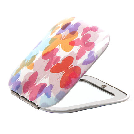 Royal Butterfly Compact Mirror, , large