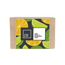 Cole & Co Lime Mandarin & Basil 80g, , large
