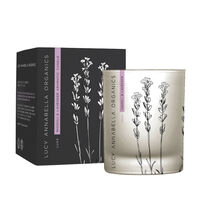 LUCY ANNABELLA Aromatic Candles Niaouli & Lavender 200g, , large