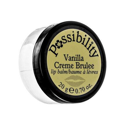 Possibility Vanilla Creme Brulee Lip Balm 20g, , large