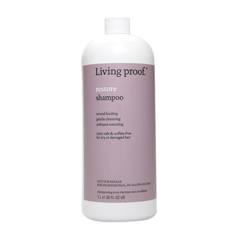 Living Proof Restore Shampoo 1000ml, , large