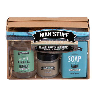 Technic Man'stuff All A Man Needs Gift Set, , large