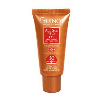 Guinot Age Sun Yeoux Eye Anti Ageing Sun Protection SPF30, , large