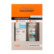 L'Oréal Men Expert All In One Gift Set, , large