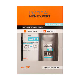 L'Oréal Men Expert All In One Gift Set, , large