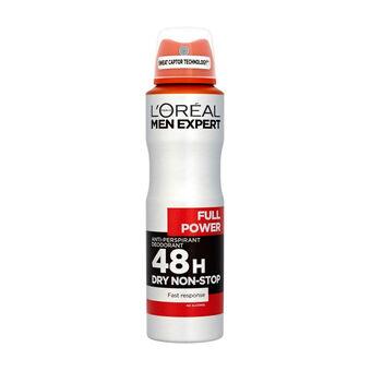 L'Oreal Men Expert Full Power 48h Deodorant 250ml, , large