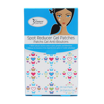 Grace Your Face Spot Reducer Gel Patches, , large