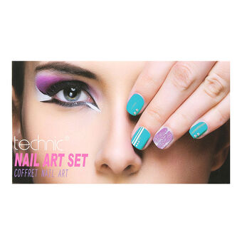 Technic Bumper Nail Art Gift Set, , large