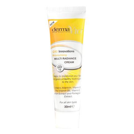 DermaV10 Q10 Innovations Radiance Cream 30ml, , large