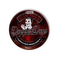 Dapper Dan Medium Hold Medium Shine Deluxe Pomade 100ml, , large