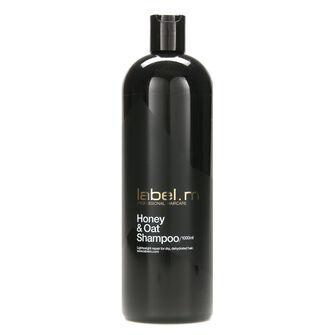 Label M  Honey & Oat Shampoo 1000ml, , large