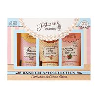 Rose & Co Patisserie De Bain Hand Cream Ice Cream Collection, , large