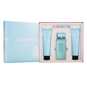 Creative Colours Azure Blue Pour Femme 100ml Gift Set, , large