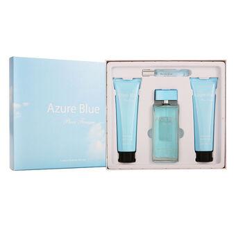 Creative Colours Azure Blue Pour Femme 100ml Gift Set, , large