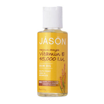 Jason Vitamin E 45000 IU Pure Natural Skin Oil 59ml, , large