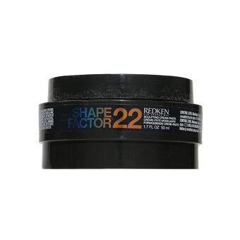 Redken Shape Factor 22 Sculpting Cream Paste 50ml, , large