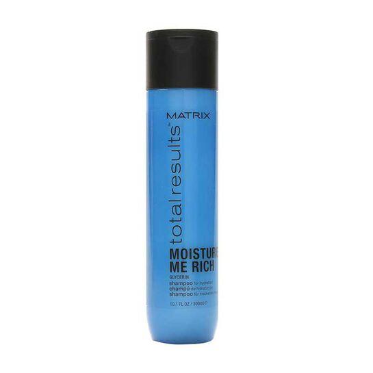 Matrix Total Results Moisture Me Rich Shampoo 300ml, , large