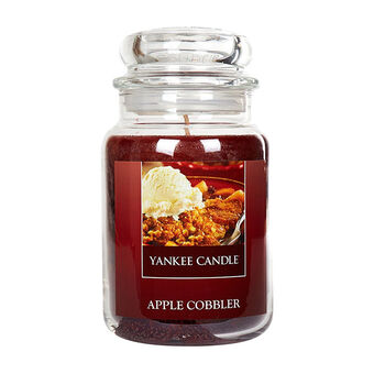 Yankee Candle Large Jar Candle Apple Cobbler, , large