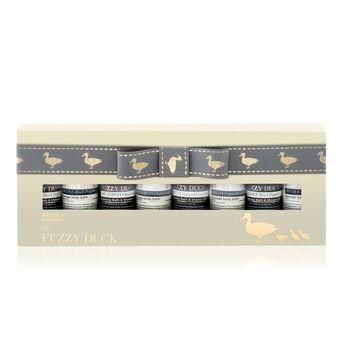 Baylis & Harding Fuzzy Duck Pepper & Sage Gift Set 8x50ml, , large