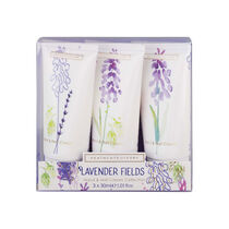 Heathcote and Ivory Lavender Fields Hand & Nail Cream 30ml, , large