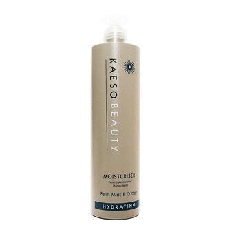 Kaeso Beauty Hydrating Moisturiser Balm Mint & Cotton 495ml, , large