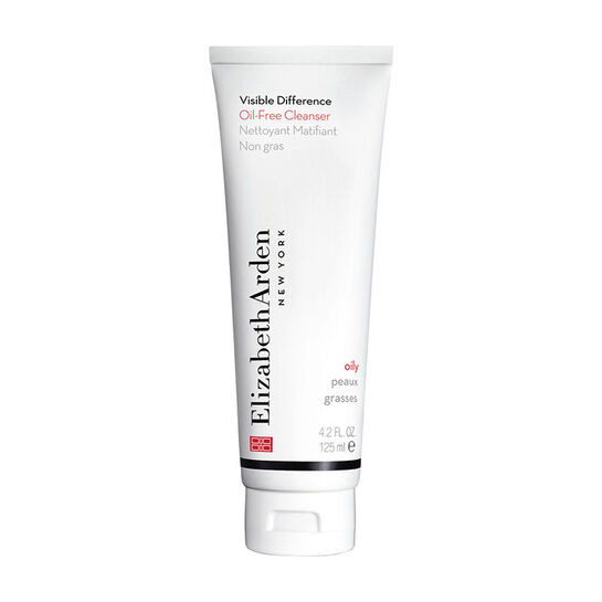 Elizabeth Arden Visible Difference Oil Free Cleanser 125ml, , large