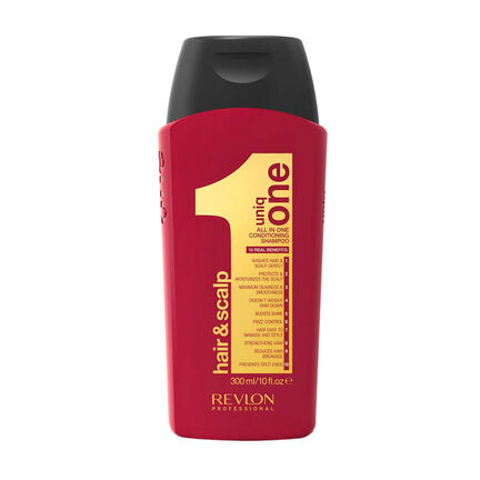 Revlon Uniq One All in One Conditioning Shampoo 300ml, , large