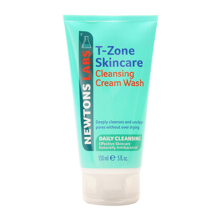 T Zone Deep Pore Cleansing Cream Wash 150ml, , large
