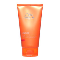 Wella Enrich Straight Leave in Cream 150ml, , large