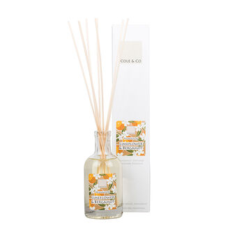 Cole & Co Lime Flower & Bergamot Red Diffuser 200ml, , large
