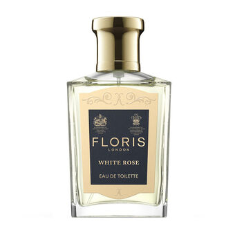 Floris London White Rose Eau De Toilette Spray 50ml, , large