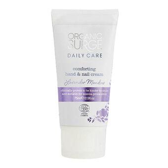 Organic Surge Lavender Meadow Hand & Nail Cream 75ml, , large