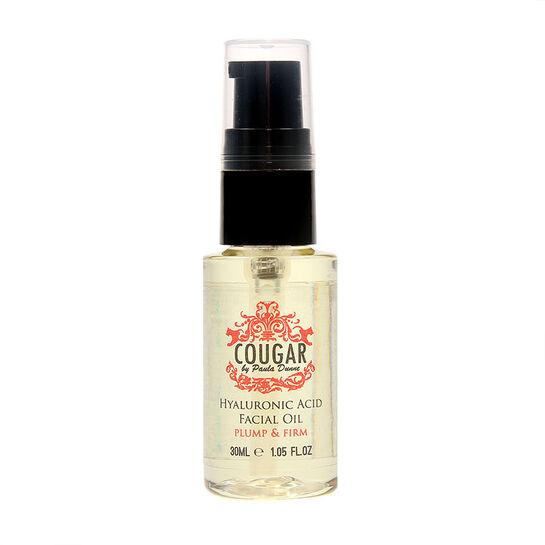 Cougar Hyaluronic Acid Facial Oil 30ml, , large
