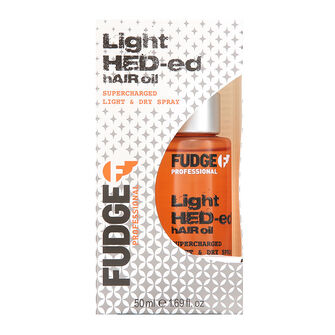 Fudge Light HED-ed Hair Oil 50ml, , large