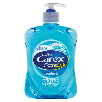 Carex Hand Pump Soap Original 250ml, , large