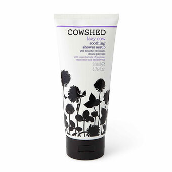 Cowshed Lazy Cow Soothing Shower Scrub 200ml, , large
