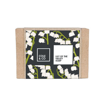 Cole & Co Lily of the Valley Soap 80g, , large
