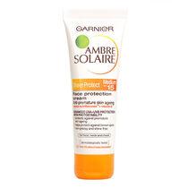 Garnier Ambre Solaire Face Cream SPF15 75ml, , large