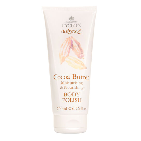 Cyclax Nutressa Cocoa Butter Body Polish 200ml, , large