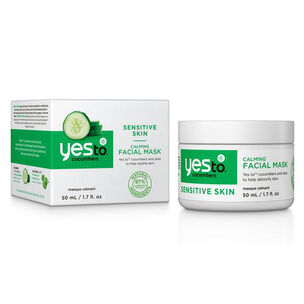 Yes To Cucumber Calming Face Mask 50ml, , large