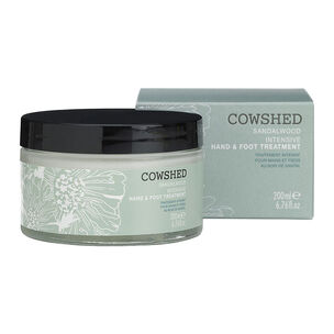 Cowshed Sandalwood Intensive Hand & Foot Treatment 200ml, , large