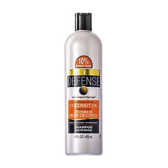 Daily Defense Shampoo Coconut Oil 473ml, , large