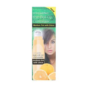 Pretty Perfect Eye Roll On Concealer With Citrus 12ml, , large