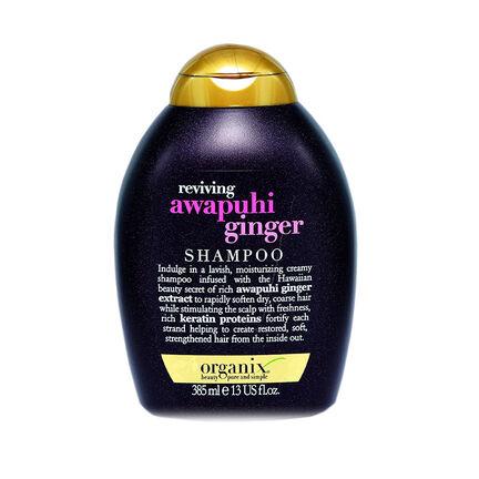 Organix  Awapuhi Ginger Shampoo 385ml, , large